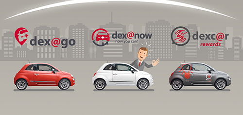 Dexcar Autovermietung